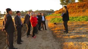 Nordkorea setzt auf mehr Eigeninitiative in der Landwirtschaft
