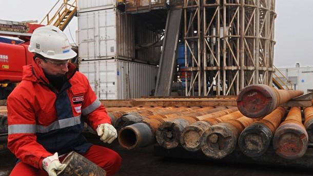Unkonventionelle Erdgasförderung