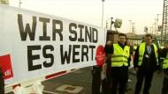 Arbeitskampf im öffentlichen Dienst in Hessen, Bayern und Baden-Württemberg fortgesetzt
