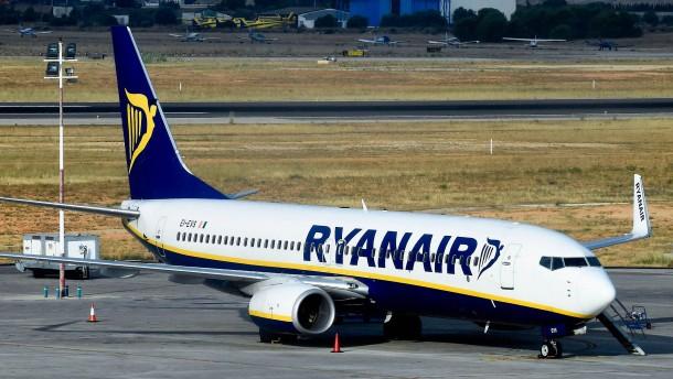 Kommenden Freitag wird bei Ryanair wieder gestreikt