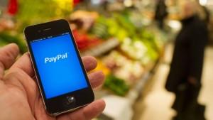 Die Schwierigkeiten der Handy-Geldbörse