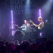 Die schottische Rockband Biffy Clyro 2016 auf dem Hamburger Reeperbahnfestival