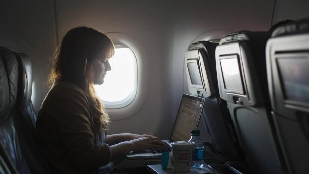 Kommt das Laptop-Verbot für die Flugzeugkabine?
