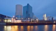 Das Uniper-Kraftwerk Datteln 4