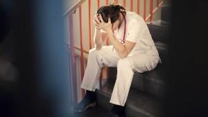 Gewalt gegen Ärzte