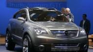 Noch ein Konzeptauto: Opel Antara