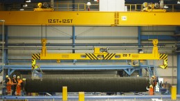 Wie eine neue Gasleitung den Norden spaltet