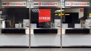 Größte Streiks in Nordrhein-Westfalen seit Jahren