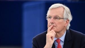 EU fürchtet Chaos in Großbritannien