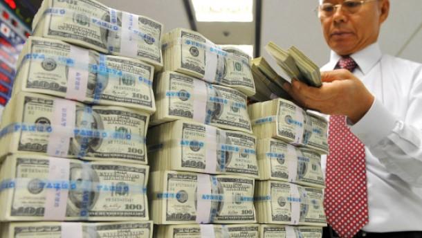 China ist entsetzt über Amerikas Geldpolitik