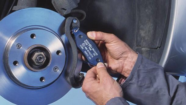 Bosch verkauft Teile seines Bremsengeschäfts