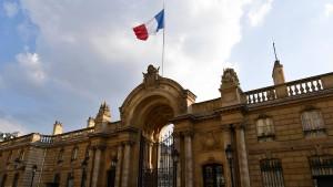 Frankreichs Regierung stellt sich auf einen harten Brexit ein
