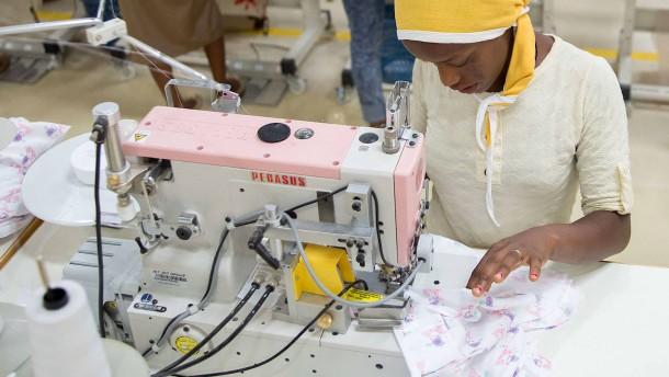 Greenpeace freut sich über weniger Gift in der Textilproduktion