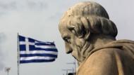 Zu Platos Zeit war Griechenland noch die bedeutendste Wirtschaftsmacht Europas.