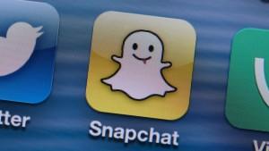 Foto-App Snapchat zehn Milliarden Dollar wert