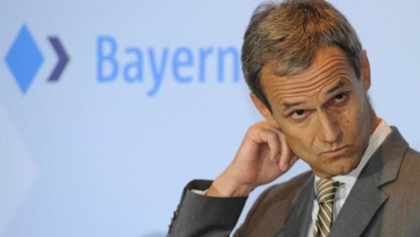 Bayern LB bittet mit 5,4 Milliarden den Bund zur Kasse