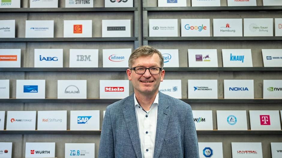 Helmut Schönenberger, Chef der Unternehmer-TUM
