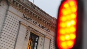 Bank of America muss Rekordstrafe wegen Hypothekendeals zahlen