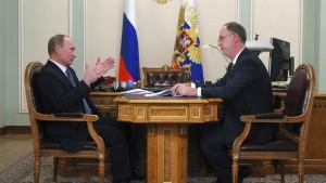 Russischer Staatsfonds wirbt um deutsche Investoren