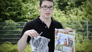 18-Jähriger streitet mit Post um Werbefolie
