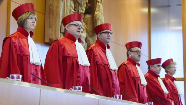 Verfassungsgericht erlaubt EZB-Programm unter Auflagen