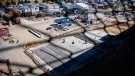 Bosch baut in Dresden eine neue Halbleiterfabrik.