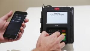 Sparkassen interessiert an iPhone-Bezahldienst
