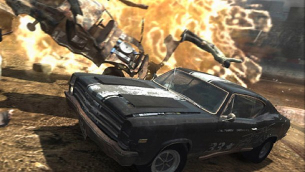Crash mit der Xbox 360