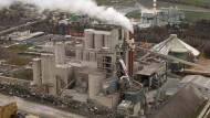 Die Megafusion der Zementkonzerne steht