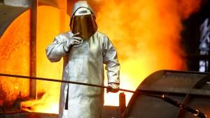 Stahlverband sieht Zehntausende Stellen bedroht
