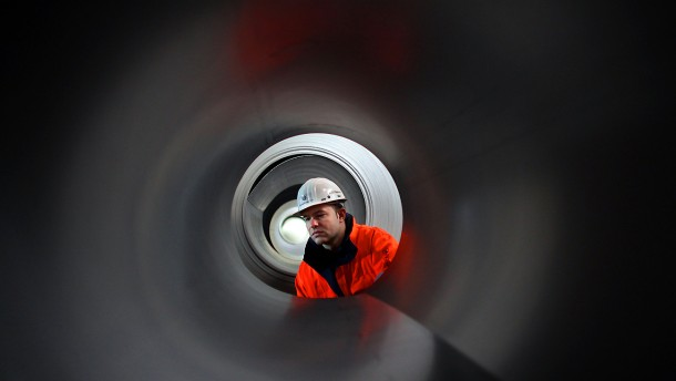 Thyssen-Krupp treibt Konzernumbau voran