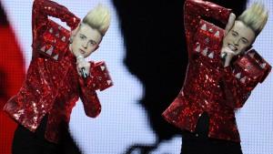 Der zweite Sieger des Eurovision Song Contest