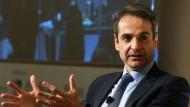 Will Schäuble, dass dieser Mann Griechenland regiert?