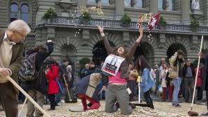 Schweiz stimmt über Grundeinkommen ab