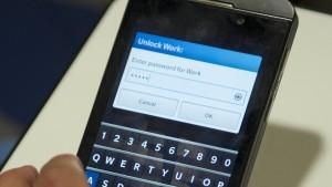 Blackberry in Not