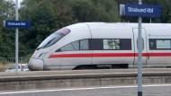 Bahn will bis 2030 mit 70 Prozent Ökostrom fahren