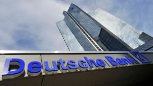 Deutsche Bank ruft EZB-Tender ab