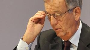 Ehemaliger Siemens-Chef von Pierer in Griechenland verurteilt