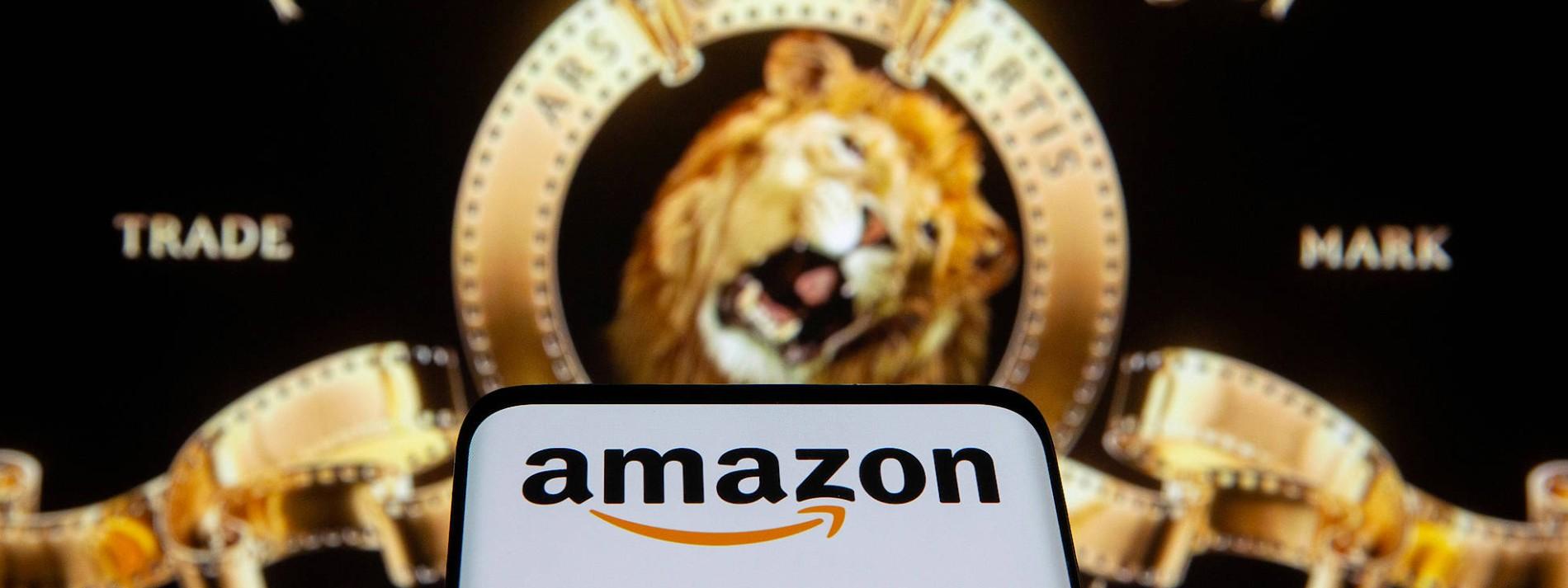 Warum Amazon jetzt MGM kauft