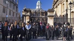 Das neue Leben der Brexit-Studenten