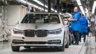 BMW verliert den Kampf um die Krone mit Mercedes