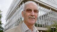 Dem Ruf seines Unternehmens gefolgt: Der Pensionär Jochen Michalczyk hatte sich von seinem Unternehmen Otto wegen seines Spezialwissens befristet wieder einstellen lassen.