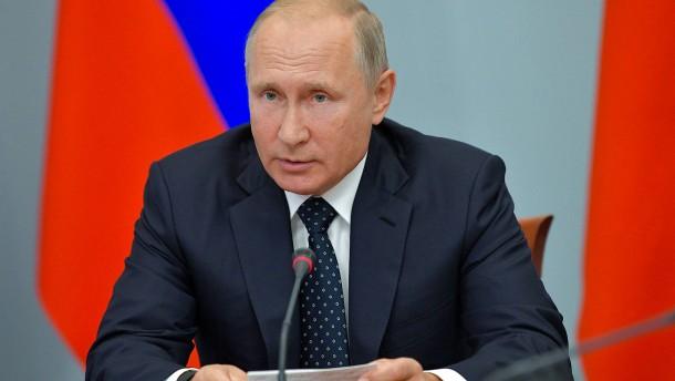 Putin kündigt Rede zur umstrittenen Rentenreform an