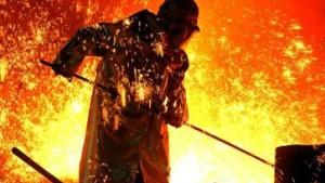 Stahlaktien spüren nahendes Ende der Rekordzeiten