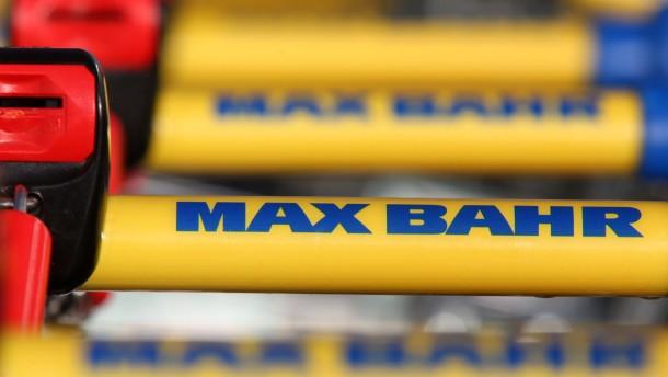 In den meisten Max-Bahr-Märkten geht's weiter