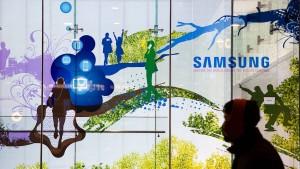 Samsung profitiert weiter von Pandemie