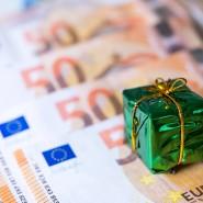 Auch Geldpräsente können die Beschenkten erfreuen.