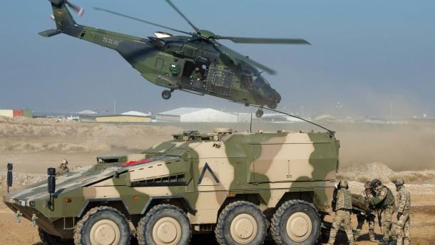 Waffenindustrie bangt um Ausfuhren