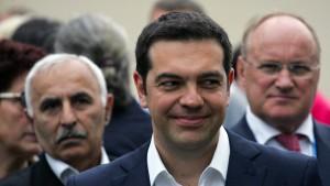 """Brüssel wartet auf Tsipras' Vorschläge für """"endgültige Lösung"""""""