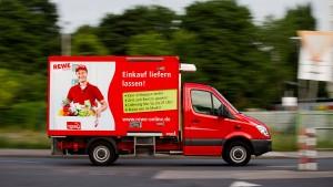 Rewe will mehr Lebensmittel online verschicken